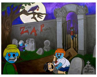 Zombiemonkie -