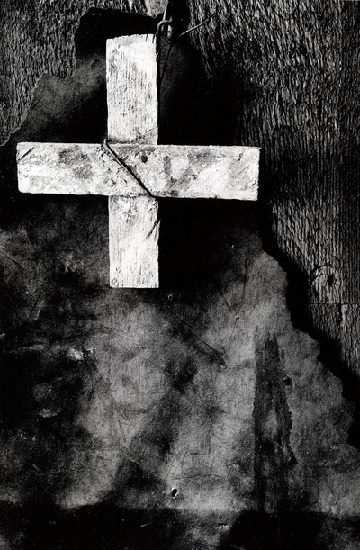 Nieslony Photography - White Cross