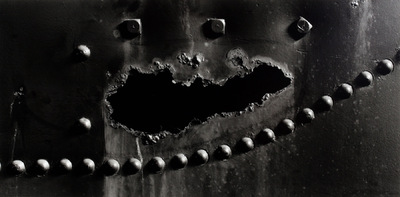 Nieslony Photography - Coal Tender Abstract