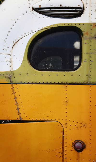 Nieslony Photography - Lots of Rivets