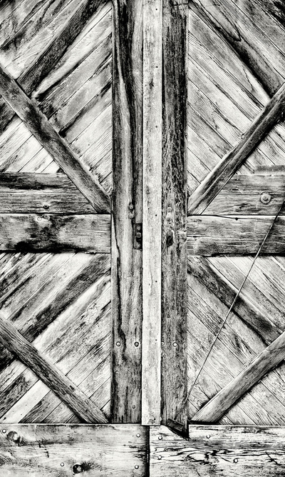 Nieslony Photography - Bleached Doors
