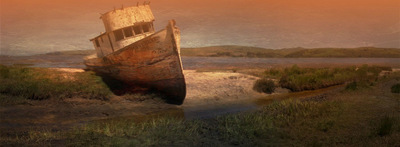 Nieslony Photography - 2010 - Wreck of the Point Reyes - Samuel P. Taylor State Park / Point Reyes National Park Trip