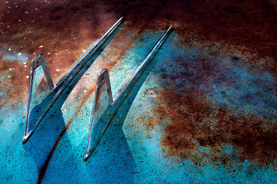 Nieslony Photography - 1957 Caddilac Space Ships
