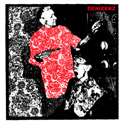 Moshburn - Denizenz 12 album art