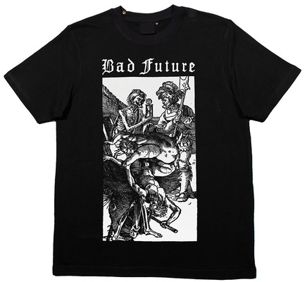 Moshburn - Bad Future band shirt