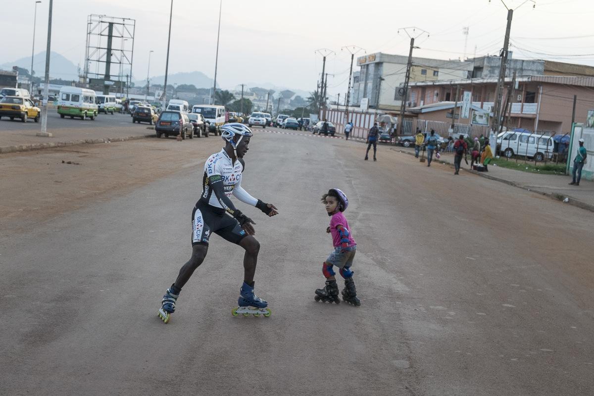 Adrienne Surprenant - Cameroun, 2016