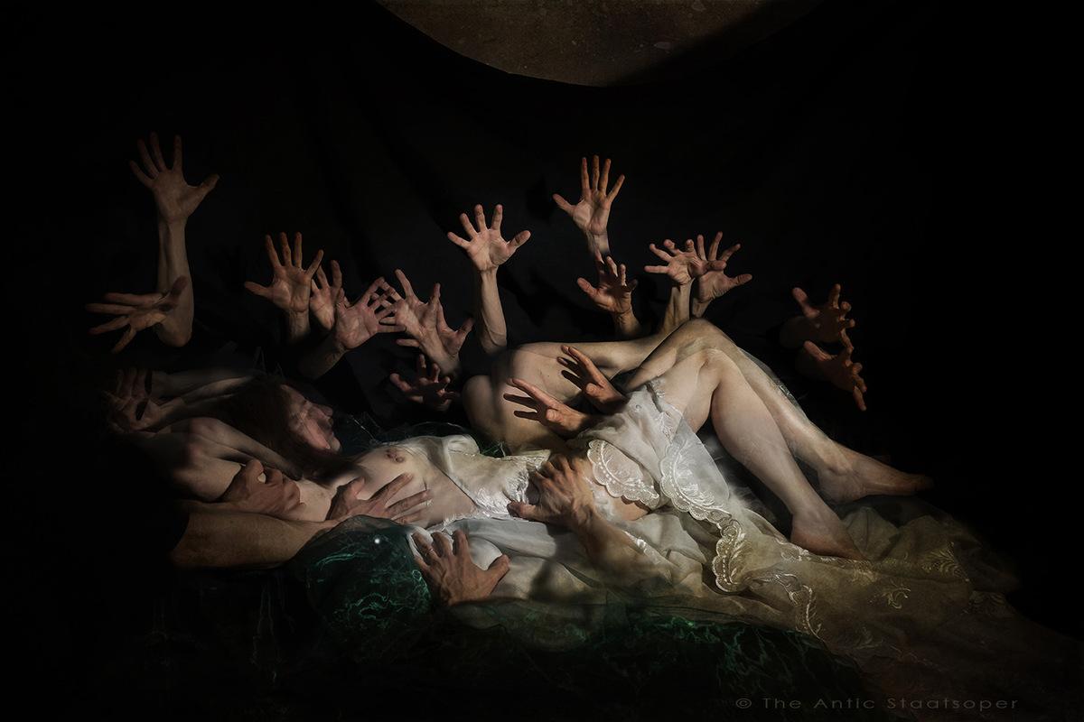 The Antic Staatsoper - Venus and the Dark Veil of the Censorship