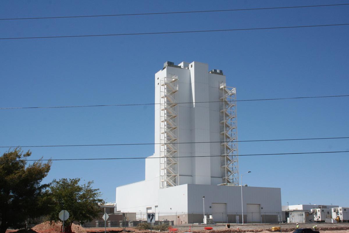 Kylie King - DOE Operations Center (Atlas Site), Las Vegas, NV