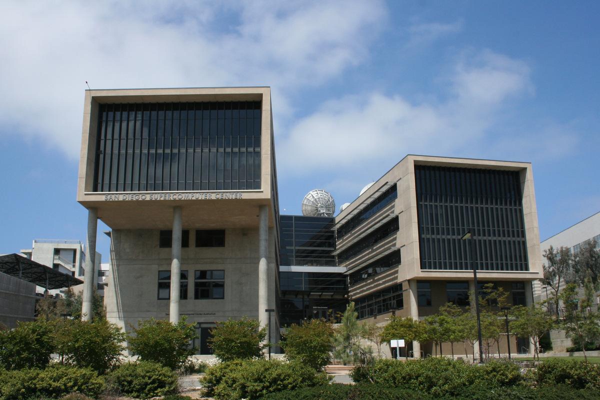 Kylie King - San Diego SuperComputer Center, UC San Diego, La Jolla, CA