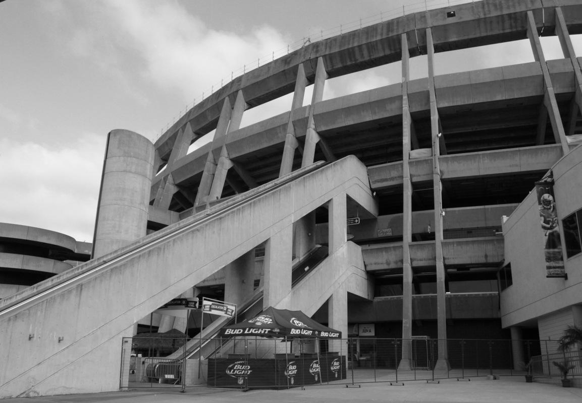 Kylie King - Qualcomm Stadium, San Diego, CA