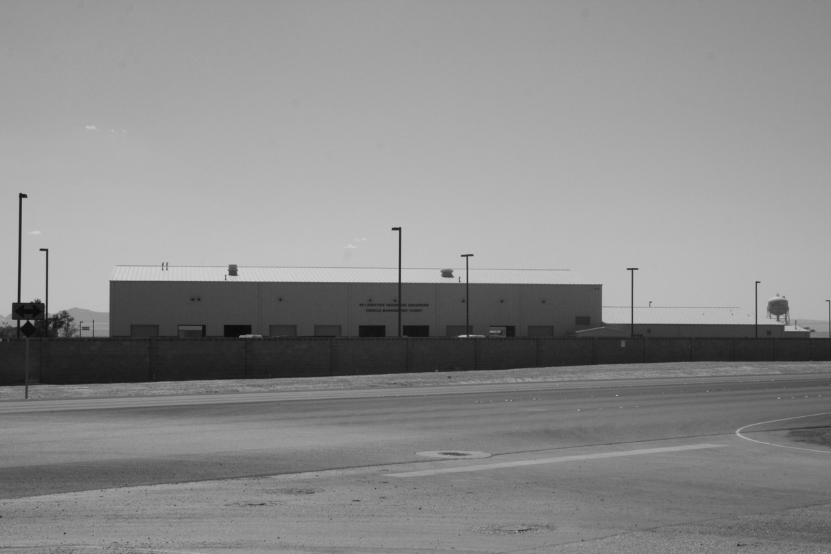 Kylie King - Nellis Airforce Base, Los Vegas, NV