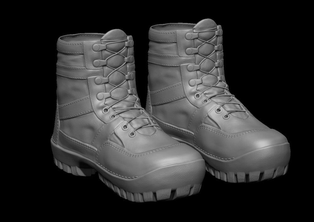 Joels Portfolio - Boots