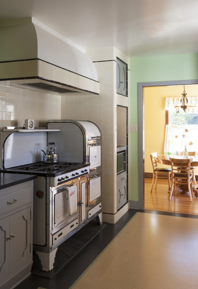 MKY Design - A New 1920s Kitchen