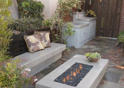 MKY Design - Shore Fire Pit