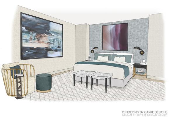 renderings by carré designs -