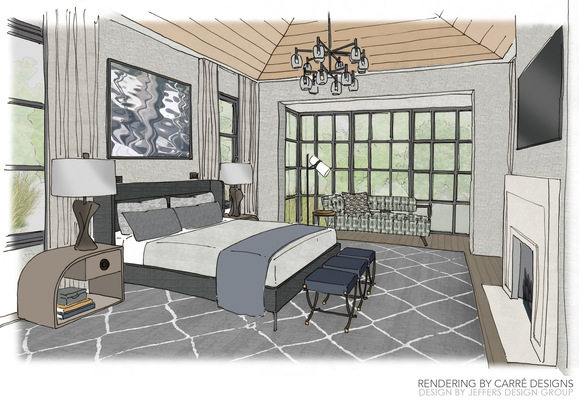 renderings by carré designs -