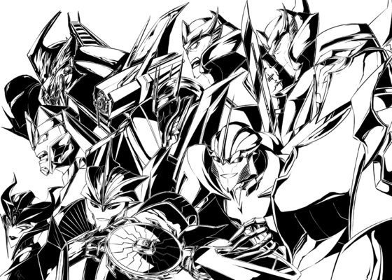 Malfunction of the Mind - TFP: Decepticons