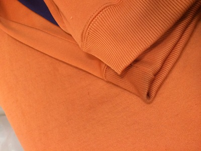 deneen mcarthur - Dye Match 6m length cotton/poly fleece to nylon jacket, Vancouver