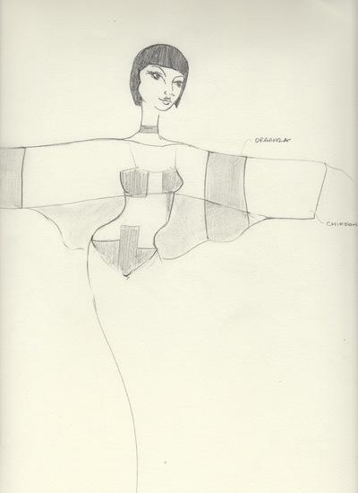 deneen mcarthur - Preliminary sketches