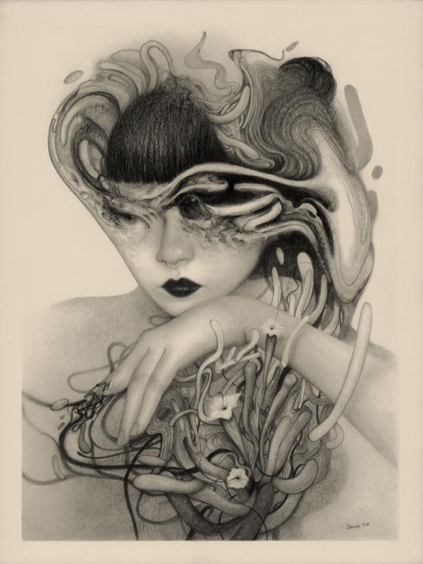 The Artwork of Jamie Wells aka. VisualJamie -