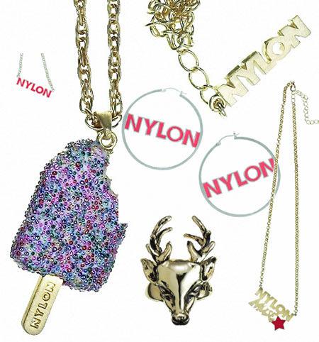 BROOKEDULIEN - NYLON MAGAZINE-Jewelry Designer- Brooke Dulien