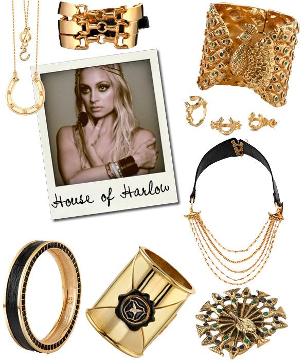 BROOKEDULIEN - HOUSE OF HARLOW Jewelry -Designer: Brooke Dulien