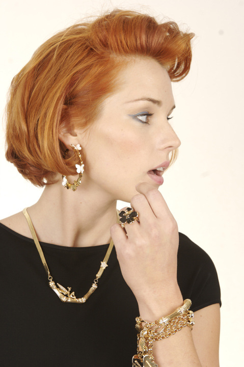 BROOKEDULIEN - DISNEY COUTURE *TINKERBELL COLLECTION-Jewelry Designer- Brooke Dulien