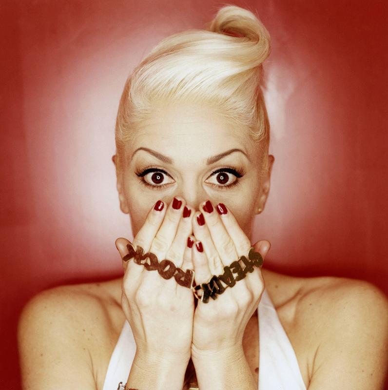 BROOKEDULIEN - Custom Jewelry Designer-Dulien Client:Gwen Stefani ROCK STEADY Rings