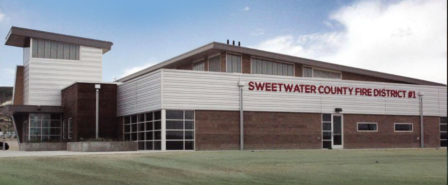 Derek Scott Price, AIA, LEED AP - Sweetwater County Fire Station - Hangar 41