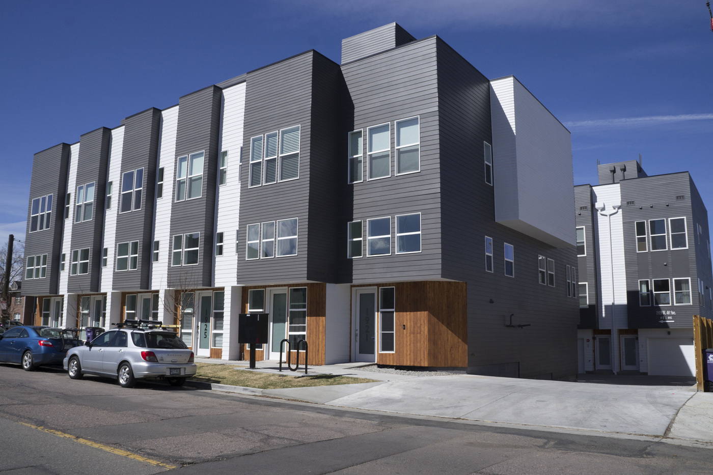 Derek Scott Price, AIA, LEED AP - 1919 W 46th Avenue Townhomes, Denver - ADC