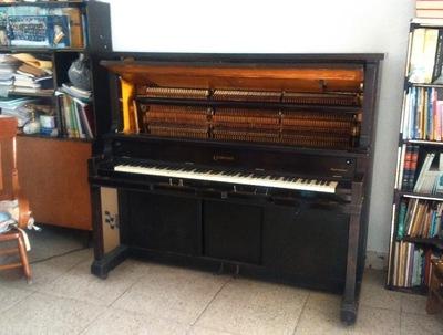 Elisa Lemus - El piano de Don Maximiliano, mejor conocido como Don Masi.