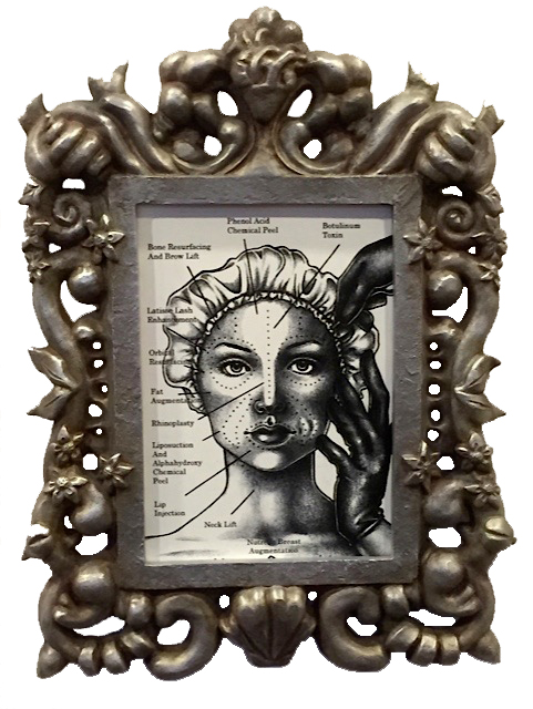 Hosanna Rubio Metals and Jewelry - Am I Pretty Now