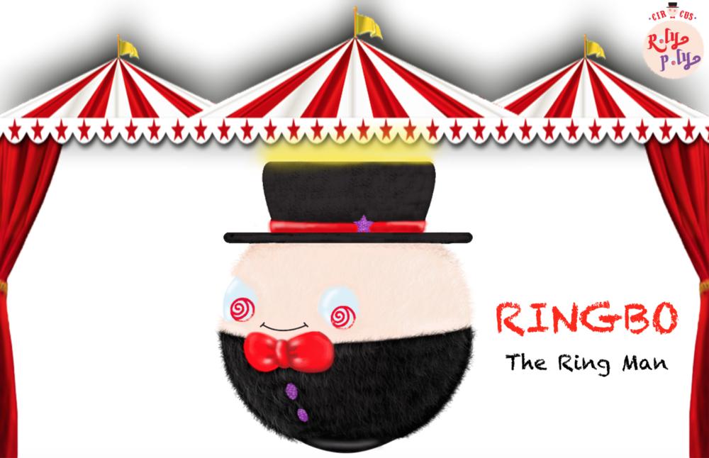 Min Kim - RolyPoly _ Ringbo