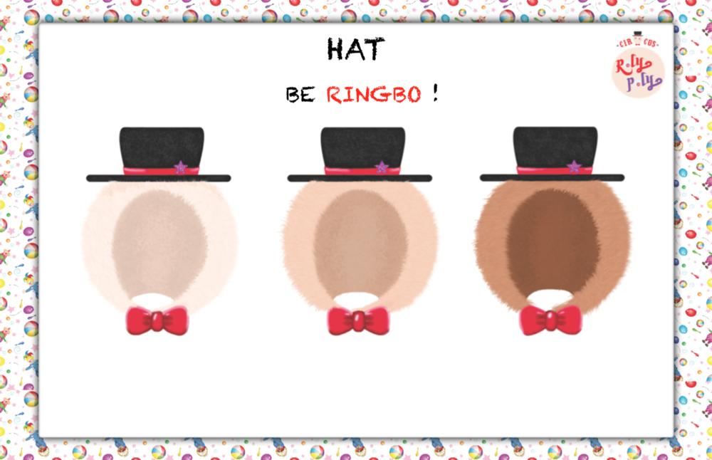 Min Kim - RolyPoly _ Hat