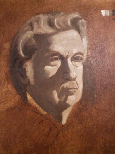 Min Kim - Head Painting
