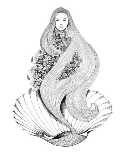 Min Kim - Goddess