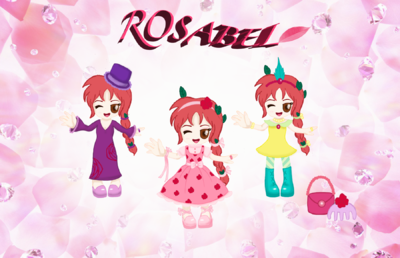 Min Kim - Rosabel