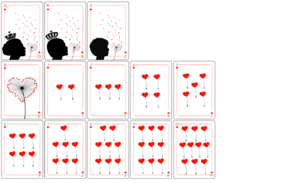 Min Kim - Custome Poker Card Design