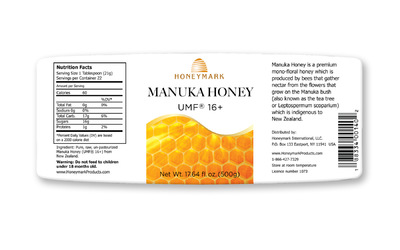 roguehousecreative - HoneyMark_Manuka_Label