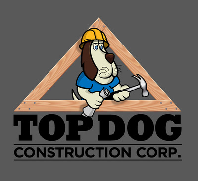 roguehousecreative - Top Dog Construction Corp._Logo