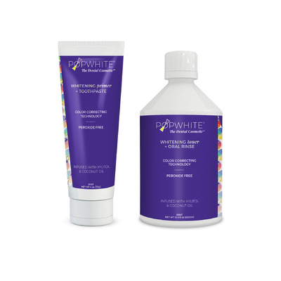 roguehousecreative - Popwhite_Whitening Primer Toothpaste & Oral Rinse
