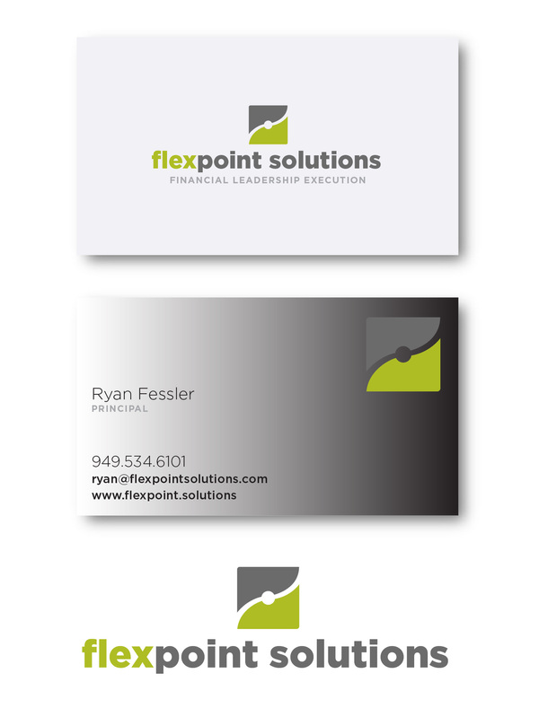 roguehousecreative - Flexpoint Solutions_Logo & Business Card