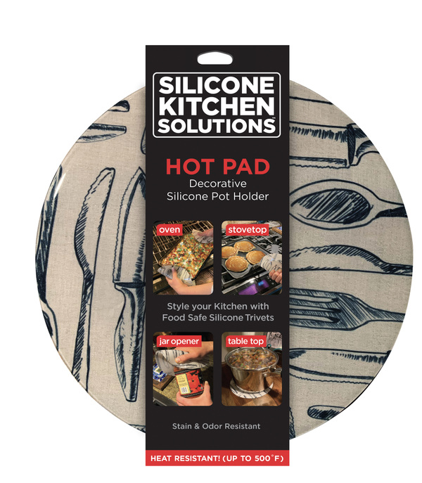 roguehousecreative - Natures Mark_Silicone Kitchen Solutions_Hot Pad