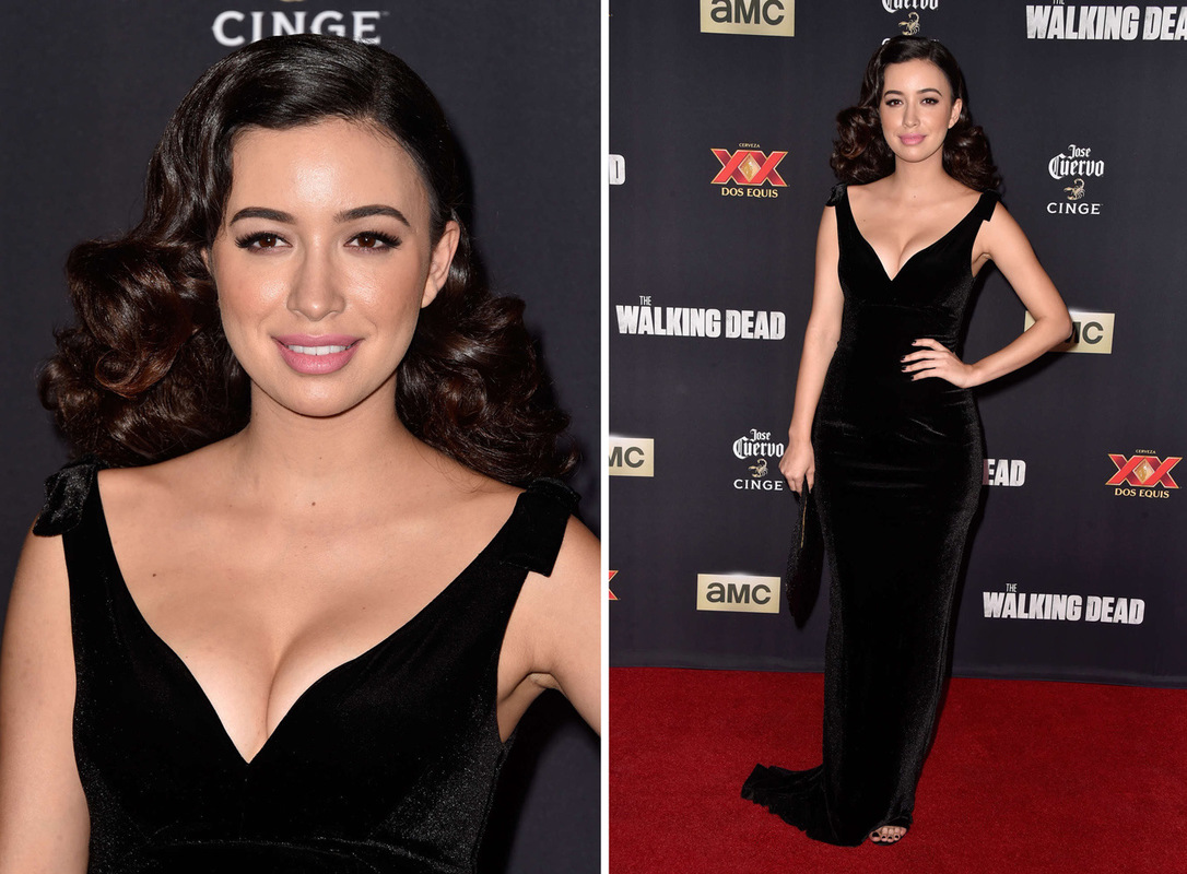 His Vintage Touch - Christian Serratos