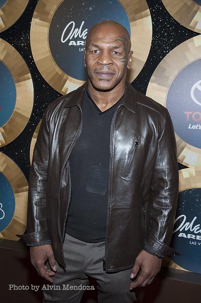 Alvin Mendoza - Mike Tyson