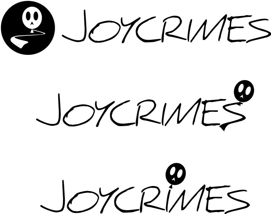 Atticus Anderson Portfolio - Joycrimes Logo Designs, Summer 2013