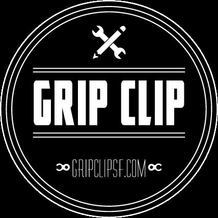 Atticus Anderson Portfolio - Grip Clip Logo, Spring 2013