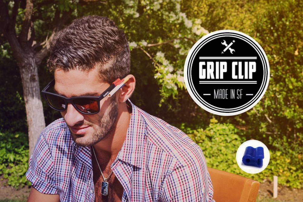 Atticus Anderson Portfolio - Grip Clip Ad #5, Summer 2013