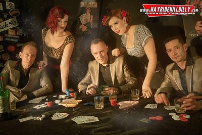 Klaus Biella Retrophoto - Ace´n´Dukes Promo-Shooting
