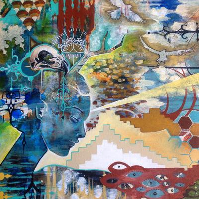 Simone Star Weit - Prakasha detail (2014)